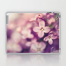 lilac Laptop & iPad Skin