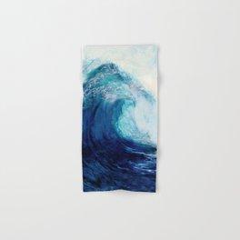 Waves II Hand & Bath Towel