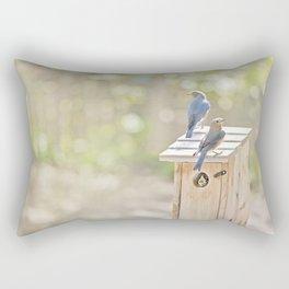 Nurture Rectangular Pillow