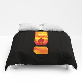 Soldier Of Fortune Comforters