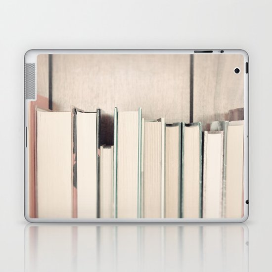 The Book Collection Laptop & iPad Skin