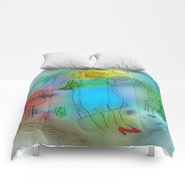 Magic Vest Comforters