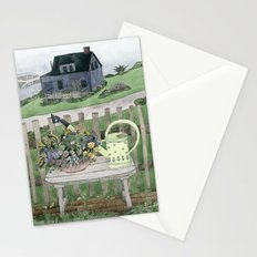 Cottage at the Sea Stationery Cards