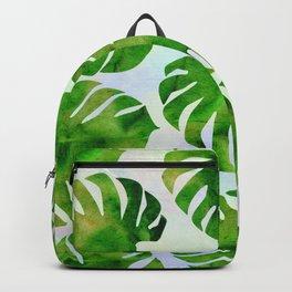 Monster Monstera Backpack