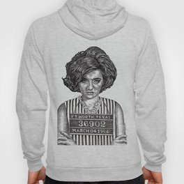 Big Hair Texas Trouble Hoody