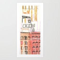 N-Y-SEA Art Print