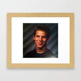 Gibson Class Photo Framed Art Print