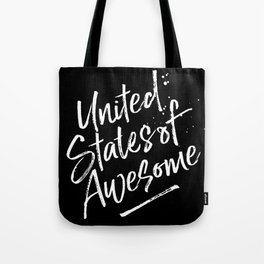 United State of Awesome Tote Bag