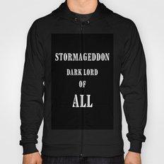 Doctor Who Stormageddon Dark Lord of All Hoody