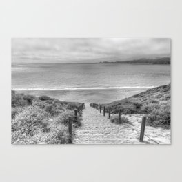 San Francisco Baker Beach Canvas Print