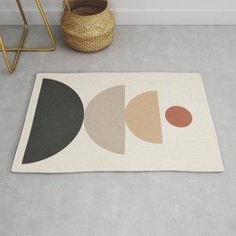 Geometric Modern Art 31 Rug