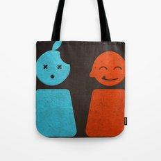 she loves you yeah yeah yeah Tote Bag