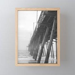 Into the Fog Framed Mini Art Print