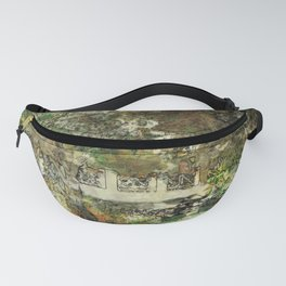 Abstract holidays Fanny Pack