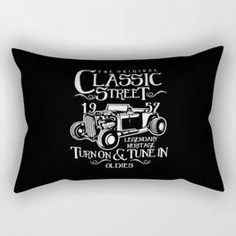 the original classic street Rectangular Pillow