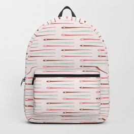 Trendy Sewing needles, Handcraft embroidery Backpack
