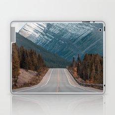 Rustic road #mountains #society6 Laptop & iPad Skin