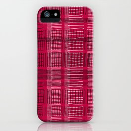 Sonia in french wine iPhone Case