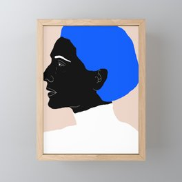 Greek Framed Mini Art Print