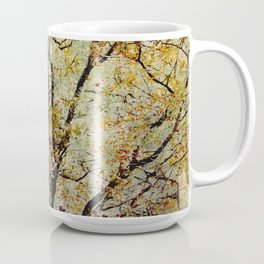 Breathe: Asian Look Copper Branches Coffee Mug