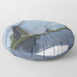 Netherlands Floor Pillow