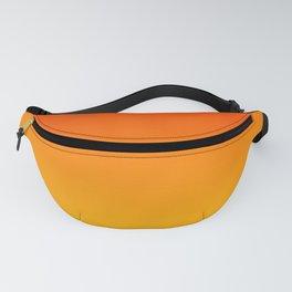 Orange & Yellow Color Gradient Fanny Pack