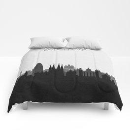 City Skylines: Barcelona Comforters
