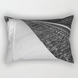 Ventura Train Station Rectangular Pillow