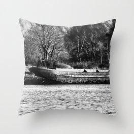 Urban Decay 4 Throw Pillow