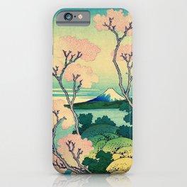 Kakansin, the Peaceful land iPhone Case