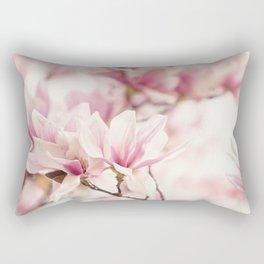 Japanese Magnolia II Rectangular Pillow