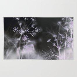 Silent Fireworks Rug