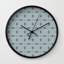Geometrical patterns Wall Clock