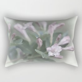 Soft Pinks Rectangular Pillow