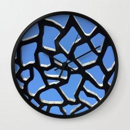 Mucem Wall Clock