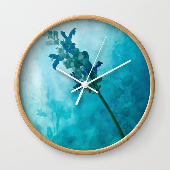 Fae Wall Clock