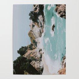big sur / california Poster