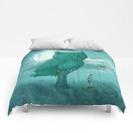 The Night Gardener Comforters