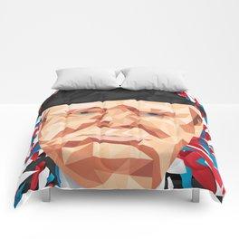 Portrait of Sir Winston Churchill Comforters