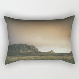 Mesmerized By the Quiraing V Rectangular Pillow