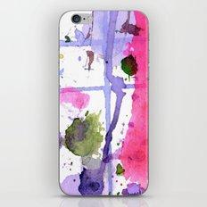 pink fawn iPhone & iPod Skin