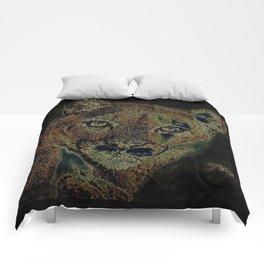 Big Cat Models: Cougars 01-01 Comforters