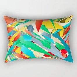 Slide Tackle   Soccer   I Love This Game Rectangular Pillow