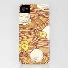 Pancakes iPhone (4, 4s) Slim Case