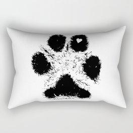 Paw Love Rectangular Pillow