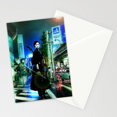Indigo Girl Stationery Cards