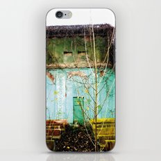 Nature finds the way inside... and outside... iPhone & iPod Skin