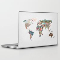 friend Laptop & iPad Skins featuring Louis Armstrong Told Us So by Bianca Green