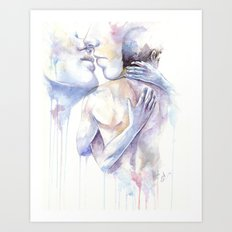 Addicted to You Art Print
