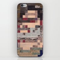 ben giles iPhone & iPod Skins featuring Ben by A.D.